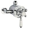 Ultra Beaumont Dual Exposed Shower Valve with Diverter
