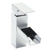Hudson Reed Art Waterfall Monobloc Basin Mixer