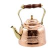 Old Dutch International 2 Qt. Solid Hammered Tea Kettle