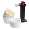 All Home 5 Piece Chefs Blow Torch Set