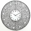 All Home Oversized 60cm Tangle Wall Clock