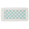 Sealskin Diamonds Safety Non-Slip Bath Mat
