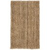 Nodoso Jute Natural Area Rug
