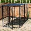 Jewett Cameron Lucky Dog™ Modular Steel Yard Kennel