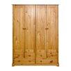 All Home Liffler 4 Door Wardrobe
