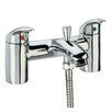 Tavistock Cruz Twin Exposed Shower Valve