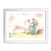 Star Editions Roald Dahl The BFG by Quentin Blake Framed Art Print