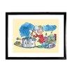 Star Editions Roald Dahl George's Marvellous Medicine by Quentin Blake Framed Art Print