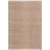 Dash & Albert Europe Herringbone Woven Stone Rug