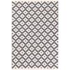 Dash & Albert Europe Samode Hand-Woven Grey/Beige Indoor/Outdoor Area Rug