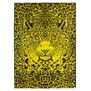 Luxor Living Onca Yellow Area Rug