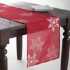The Holiday Aisle Snowflake Table Runner