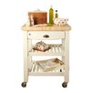 T&G Woodware Ltd Pembroke Kitchen Cart