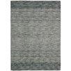 Calvin Klein Home Handgewebter Teppich Tundra in Ostseeblau