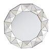 Willa Arlo Interiors Traditional Round Decorative Wall Mirror