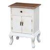 Trade Fair Eliza 1 Drawer 2 Door Cabinet