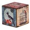 Trade Fair Vintage Wooden Tumbling Box