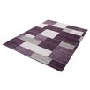 Home & Haus Teppich Barite in Dunkellila