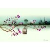 Atelier Contemporain Melusine by Iris Graphic Art on Canvas