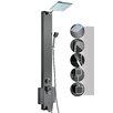 AKDY Shower Panel Tower Diverter/Dual Function