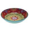 Certified International Tunisian Sunset Serving Bowl