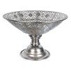 ChâteauChic 23.5cm Steel Bowl in Silver