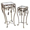 Château Chic 2 Piece Side Tables
