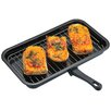 Kitchen Craft Clearview 40cm Non-Stick Grill Pan