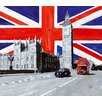 MADEMOISELLE TISS London Wall Hanging