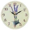 Obique 28cm Lavender Wall Clock