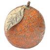 Home Essence Mosaic Orange Ornament (Set of 6)