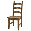 Henke Collection Mexican Antique Dining Chair (Set of 2)