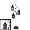 Northlight Seasonal 4 Piece Metal / Glass Lantern Set
