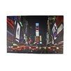 Northlight Seasonal Battery Operated 8 LED NYC Broadway Time Square Photographic Print on Canvas