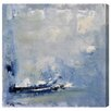 Oliver Gal Cinereo Art Print Wrapped on Canvas