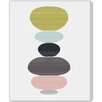 Oliver Gal Artana Perfect Balance Art Print Wrapped on Canvas