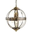Firstlight MAYFAIR 3 Light Globe Pendant