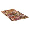 Caracella Bafra Hand-Woven Multi-Coloured Rug