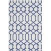 Safavieh Margo Hand-Woven Ivory/Purple Area Rug