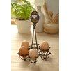 Black Country Metal Works Provence Egg Rack