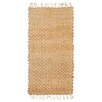 Jute&Co Hand-Woven Natural Area Rug