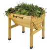 TakashoEurope VegTrug Rectangular Raised-Bed Garden