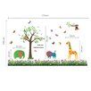 Walplus Animal Butterfly Grass Kids Wall Sticker