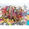 Magnolia Box Explosion, 2009 by Myrtia Hellner Graphic Art
