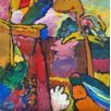 Magnolia Box Study for Improvisation V, 1910 Art Print on Canvas