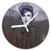 I-like-Paper Analoge Wanduhr Miriam 13 cm