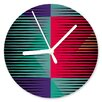 I-like-Paper Jalousie 13cm Analogue Wall Clock