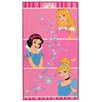 House Additions Fairytale Pink Area Rug