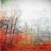 Parvez Taj Deep Forest Graphic Art Wrapped on Canvas