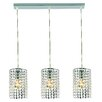 LightPrestige Bright Star 3 Light Kitchen Island Pendant